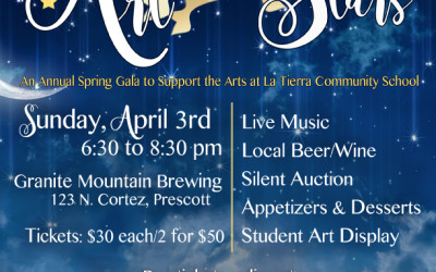 Join us for Art Under the Stars!
