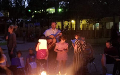 Dave McNelly: Founder, Teacher, and Friend of La Tierra Community School